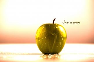 coeur de pommes