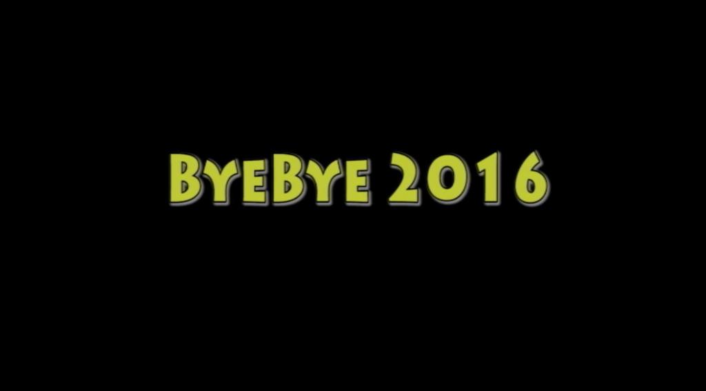 Bye bye 2016 – Vallée