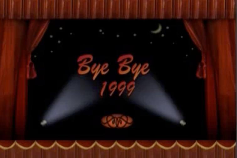 Bye bye 1999 & 2005